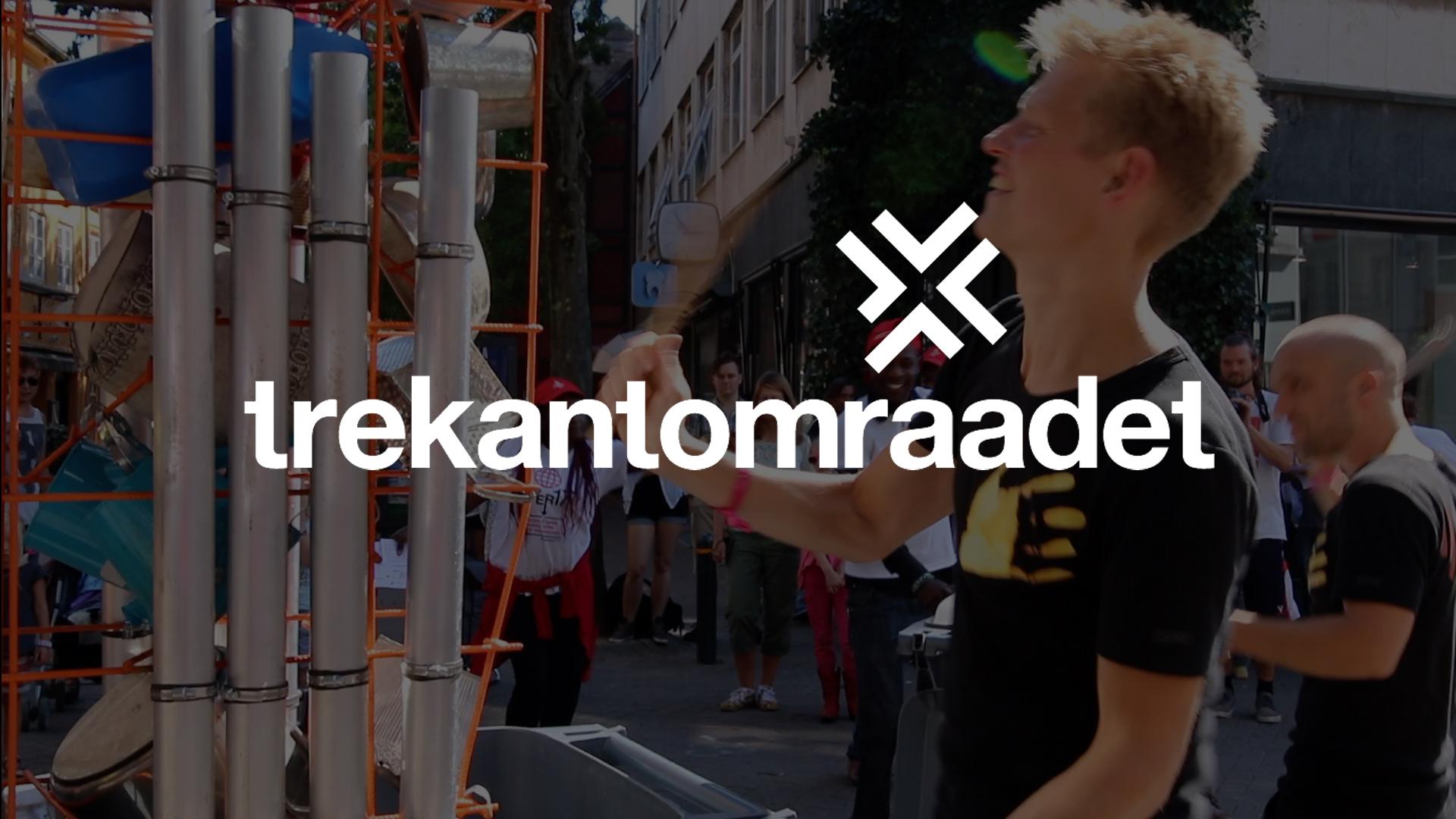 HeartBeat Group optræder på gaden i Trekantomraadet